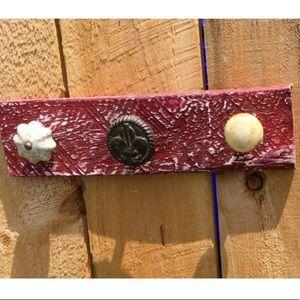 Handmade Knob Jewelry Holder / Jewelry Hanger
